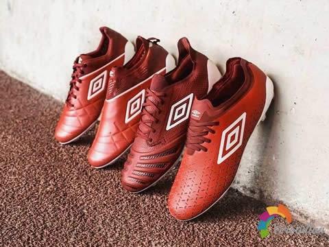 拉响红色警报:Umbro Alert Pack足球鞋套装发布