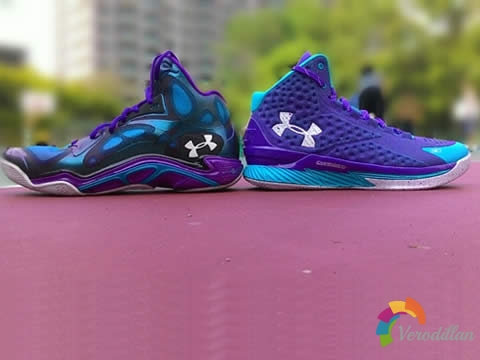 UA Anatomix Spawn/Curry One对比测评