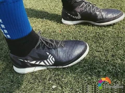 Nike MagistaX TF高帮皮版鬼牌实战测评