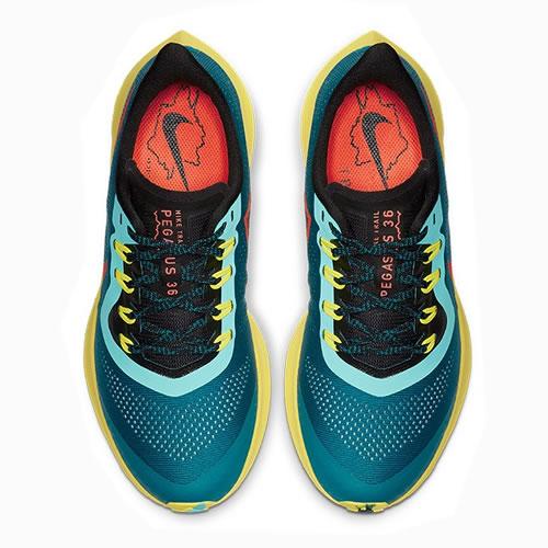 耐克AR5676 AIR ZOOM PEGASUS 36 TRAIL女子跑步鞋图4高清图片