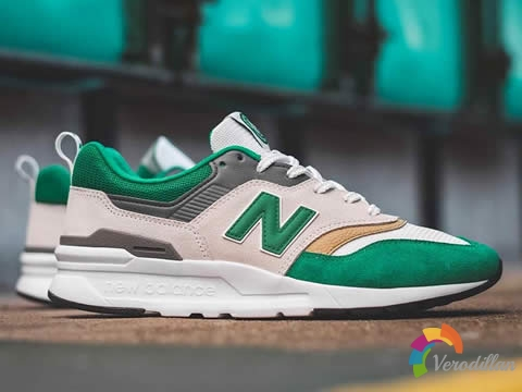 随跑随性:Celtic × New Balance 997H限定跑鞋