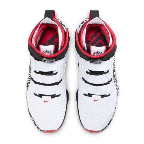 耐克CT6052 LEBRON XVII FP EP男子篮球鞋图4高清图片