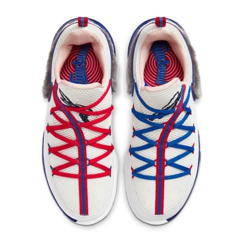 耐克CD5006 LEBRON XVII LOW EP男子篮球鞋图4高清图片