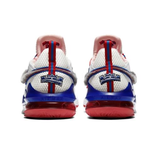 耐克CD5006 LEBRON XVII LOW EP男子篮球鞋图3高清图片