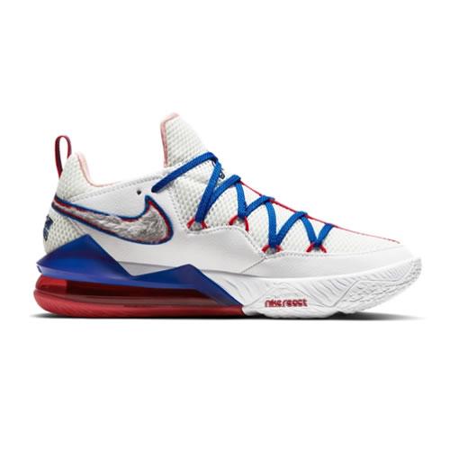 耐克CD5006 LEBRON XVII LOW EP男子篮球鞋图2高清图片