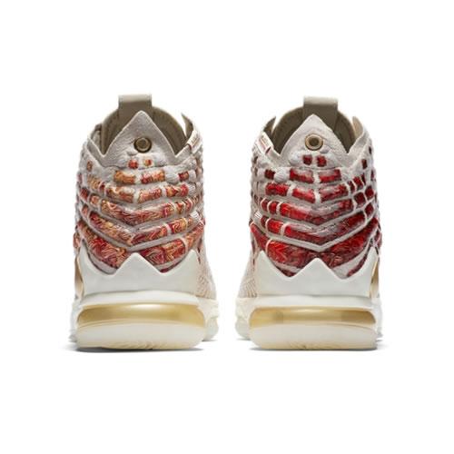 耐克CT3467 LEBRON XVII PRM EP男子篮球鞋图3高清图片