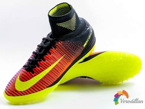 [人草实战测评]Nike MercurialX Proximo II TF,控制性能优异