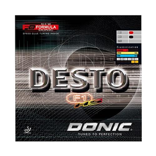 多尼克Desto F1 HS(德士途)乒乓球套胶