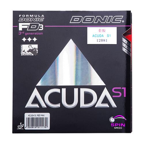 多尼克ACUDA S1乒乓球套胶高清图片