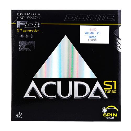 多尼克ACUDA S1 Turbo乒乓球套胶