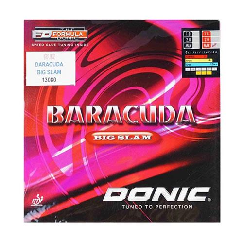 多尼克Baracuda BIG SLAM(新巴拉库达)乒乓球套胶