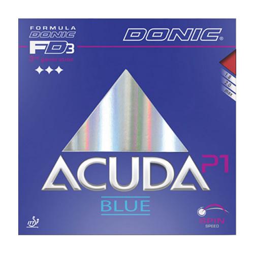 多尼克Acuda Blue P1乒乓球套胶