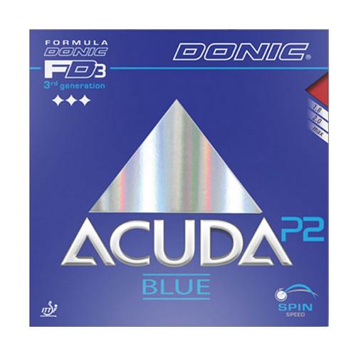 多尼克Acuda Blue P2乒乓球套胶