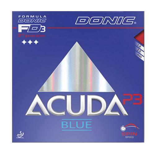 多尼克Acuda Blue P3乒乓球套胶