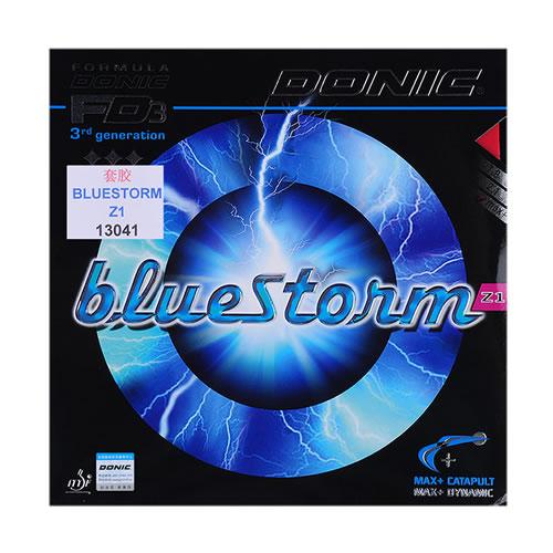 多尼克bluestorm(蓝色风暴Z1)乒乓球套胶