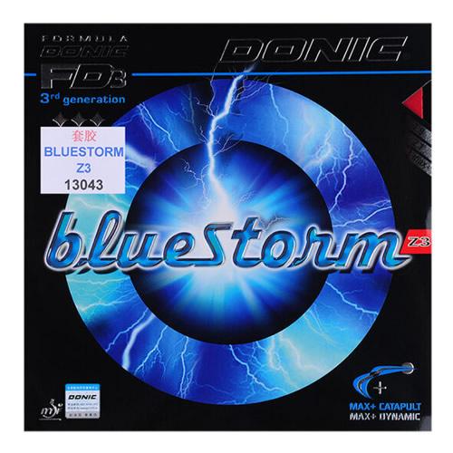 多尼克bluestorm(蓝色风暴Z3)乒乓球套胶
