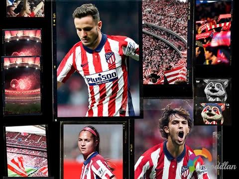 经典诠释:马德里竞技2020/21赛季主场球衣