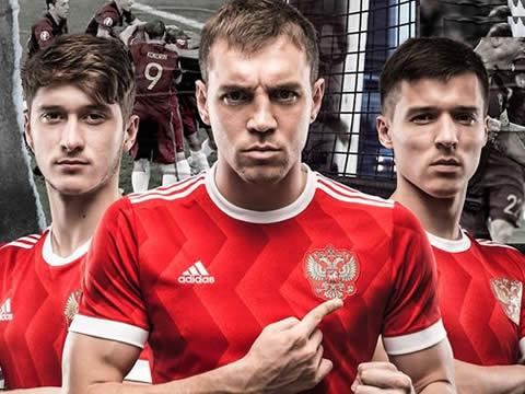 阿迪达斯俄罗斯国家队球衣型号报价(最新版)