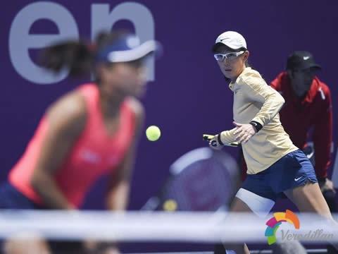 网球单双打如何中确回位,哪里是正确的回位位置图2
