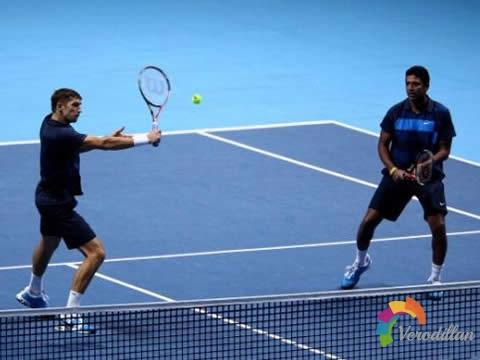 网球双打怎么站位补位,如何选择落点