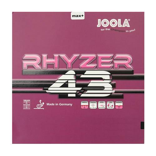 优拉RHYZER 43(雷霆43)乒乓球套胶