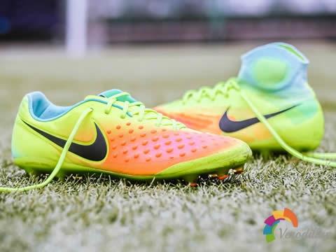 包裹感十足:Nike Magista Opus II上脚测评
