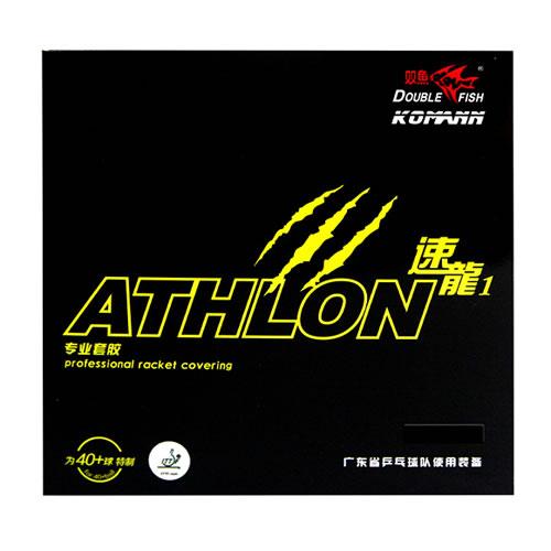 双鱼ATHLON(速龙1)乒乓球套胶