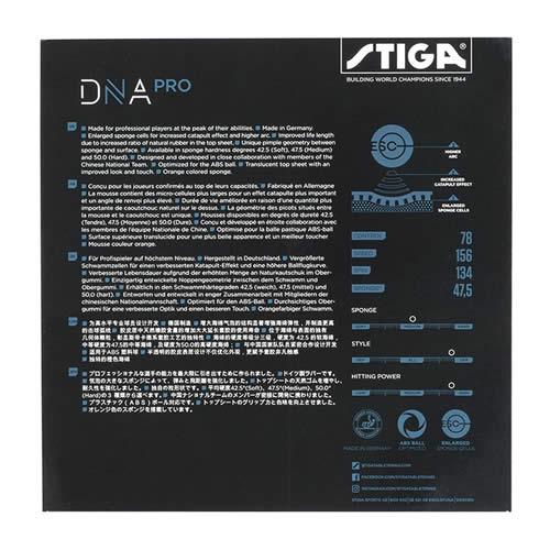 斯蒂卡DNA M PRO乒乓球套胶图2高清图片