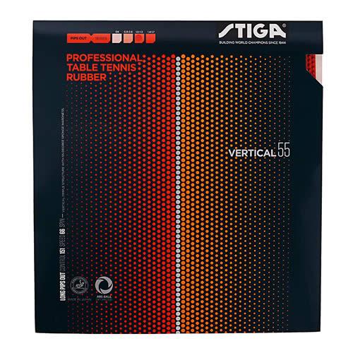斯蒂卡Vertical 55(纵系55)乒乓球套胶