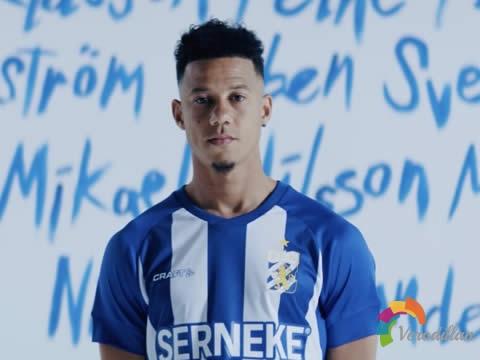 Craft携手哥德堡发布2020赛季主客场球衣
