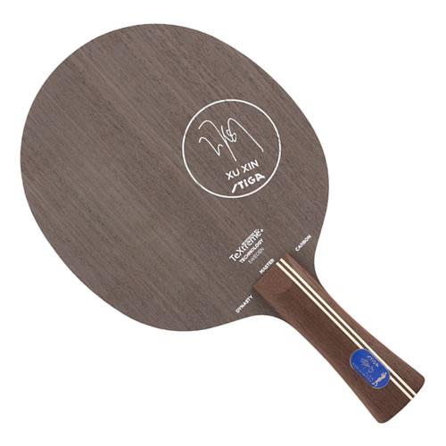 斯蒂卡碳素王朝许昕蓝标款乒乓球底板