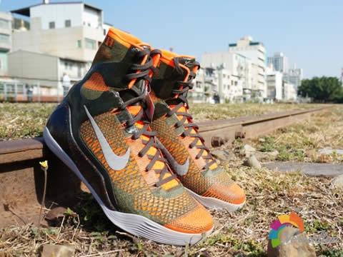 [网友实战]Nike KOBE 9 ELITE XDR简要测评报告