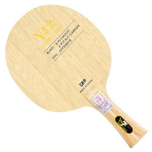 友谊729黄芳碳7乒乓球底板
