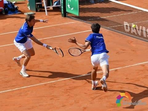 网球双打抢网技战术要点解析[实战篇]