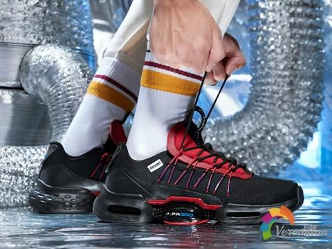 科技感爆棚:安踏零界跑鞋浅析