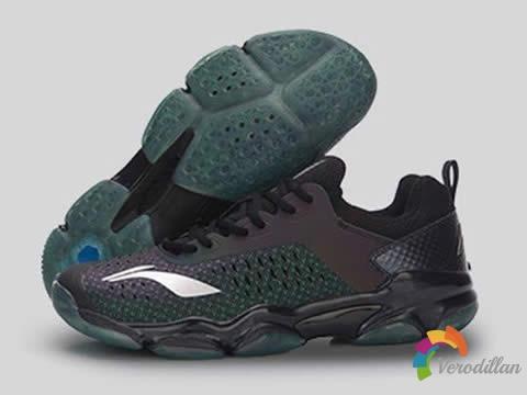 极致炫酷:李宁AYZN009羽毛球鞋设计解码