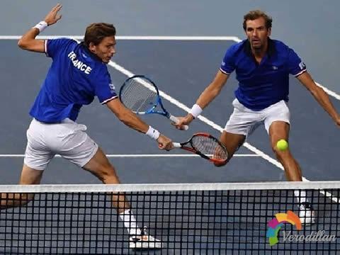 网球双打常用网前截击技术解码