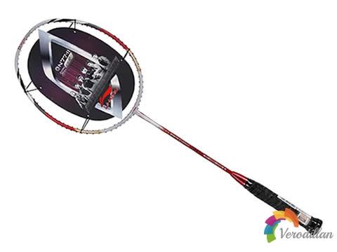 手感细腻:李宁N77II代羽毛球拍测评