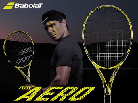 百宝力Pure Aero系列网球拍型号价格(最新版)