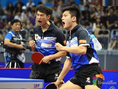 乒乓球双打实战中有哪些技巧