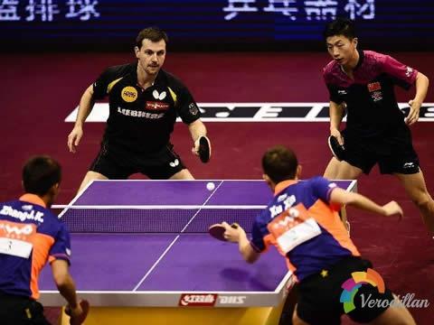 业余乒乓爱好者如何打好双打,发球后该怎么做