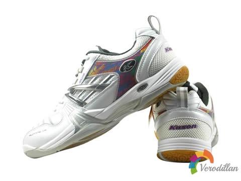 缓震优异:凯胜FYZF055羽毛球鞋性能测评