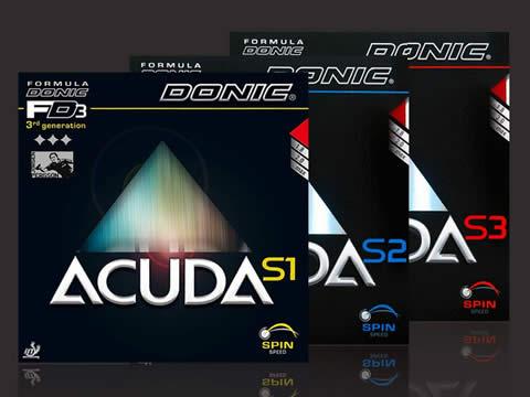 多尼克ACUDA S系列套胶型号报价(最新版)