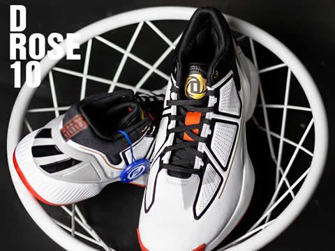 阿迪达斯D Rose 10(罗斯10代)篮球鞋型号报价(最新版)