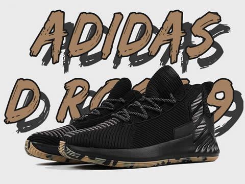 阿迪达斯D Rose 9(罗斯9代)篮球鞋型号报价(最新版)