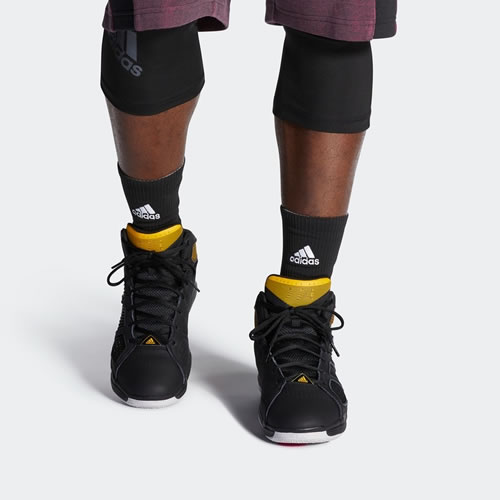 阿迪达斯EF0522 Rose 1.5男子篮球鞋图6