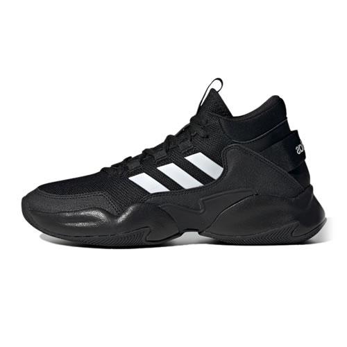 阿迪达斯EE9657 STREETCHECK男子篮球鞋