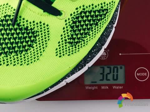 新晋国产跑鞋:必迈001跑鞋开箱图4