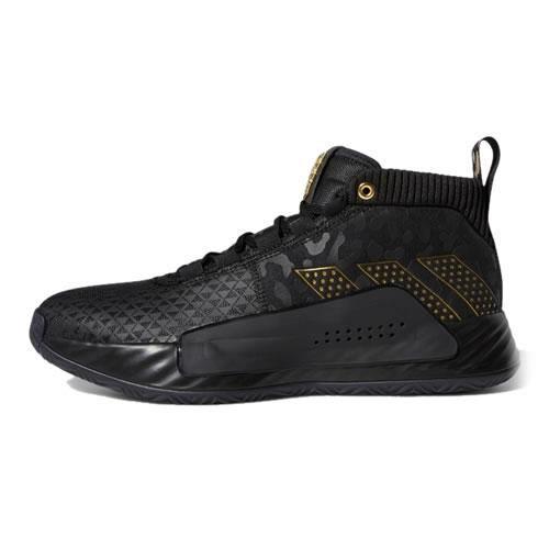 阿迪达斯EG6577 Dame 5 Marvel GCA男子篮球鞋图1高清图片