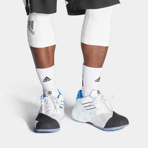 阿迪达斯FV6464 TMAC 1男子篮球鞋图6